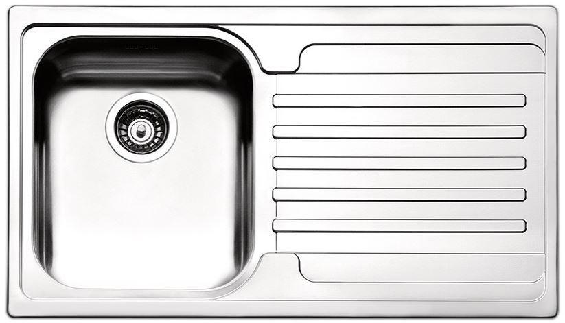 Кухонные мойки Apell Кухонная мойка из нержавеющей стали Apell Venezia VE861IRAC, декор
