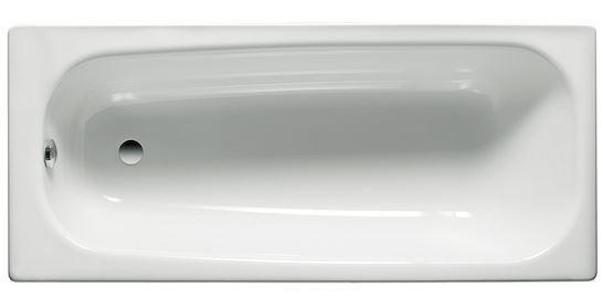 Ванна прямоугольная Roca Contesa 160x70 см A235960000