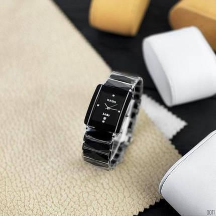 Наручные часы ААА класса Rado Integral Silver-Black, фото 2