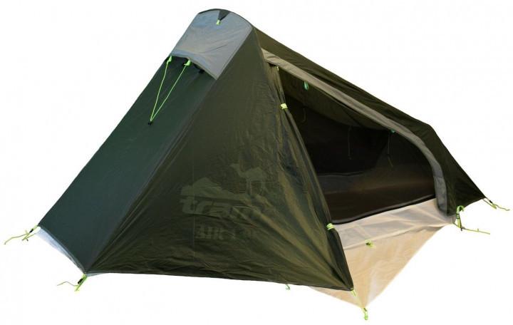 Одноместная палатка Tramp Air 1 Si TRT-093 Green