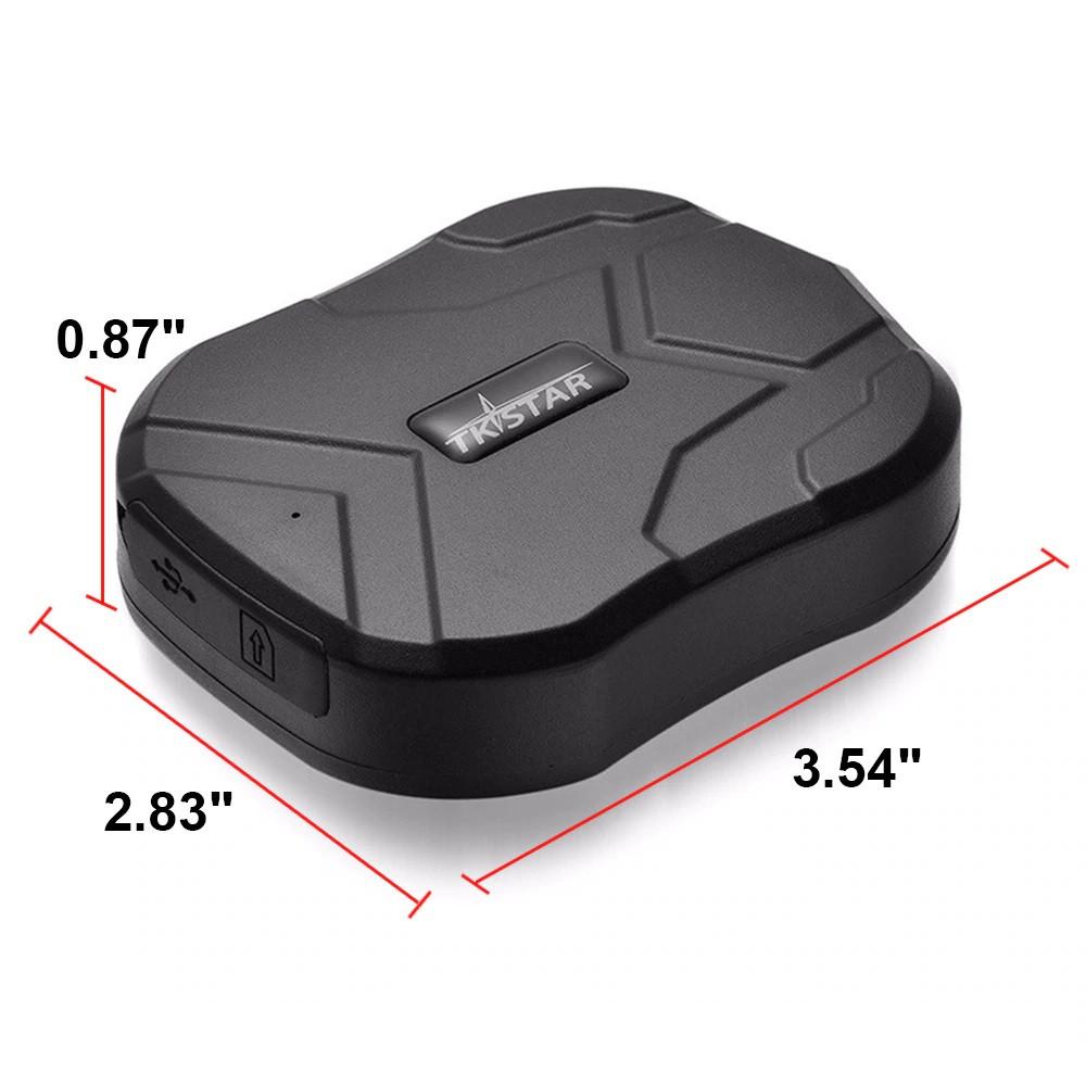 GPS трекер TKSTAR TK905, 5000 маг, 90 днів у режимі очікування