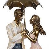 Статуетка Lefard Закохана пара 25 см 12007-002, фото 3