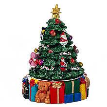 Статуэтка Lefard Новогодняя елка 16х12 см 16002-001 фигурка елочка керамика