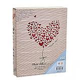 Фотоальбом Veronese Серце 200 фото 10х15 8140-022 альбом для фото для фотографій, фото 3