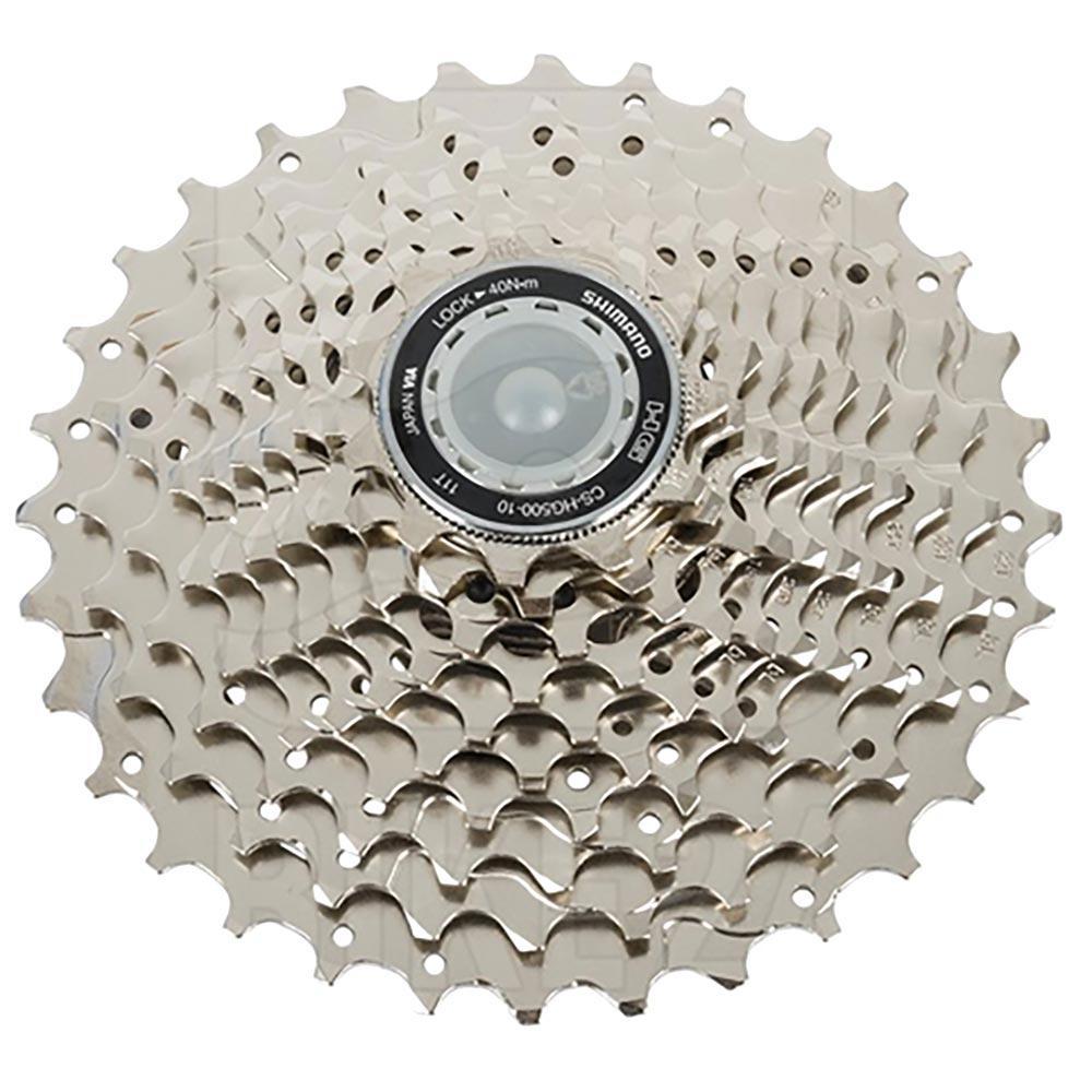 Кассета на велосипед SHIMANO TIAGRA CS-HG500-10 10 скоростей 11-32T