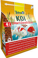 Tetra Ставок Koi Sticks корм для коропів коі в паличках, 4 л