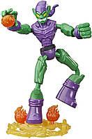 Игровая фигурка Avengers Мстители Бенди Зеленый Гоблин от Hasbro (E8973_E7335)
