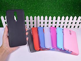 Силиконовый бампер для Xiaomi Poco X2