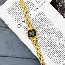 Оригинальные наручные часы Skmei 1345B Gold-Black   Оригинал Скмей, Гарантия 1 год!, фото 2