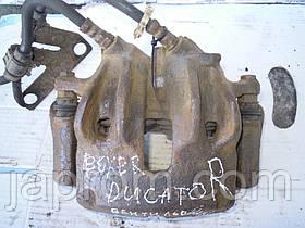 Суппорт тормозной передний правый Citroen Jumper Peugeot Boxer Fiat Ducato 2,5D 1994-2006г.в. R15 В