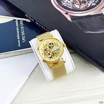 Оригінальні наручні годинники Skmei 9199 All Gold   Оригінал Скмей, Гарантія 1 рік!, фото 3