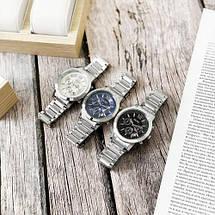 Оригинальные наручные часы Skmei 9097 Silver-Black | Оригинал Скмей, Гарантия 1 год!, фото 3