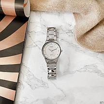 Оригинальные наручные часы Skmei 1282 All Silver | Оригинал Скмей, Гарантия 1 год!, фото 2