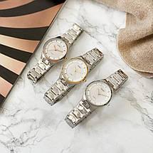 Оригинальные наручные часы Skmei 1282 All Silver | Оригинал Скмей, Гарантия 1 год!, фото 3