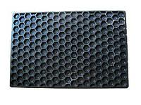 Коврик резиновый Сота не пробитый 40 x 60 Гнивань