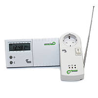 Программатор радиоуправляемый недельный - Auraton 2005 TX Plus, код сайта 0102