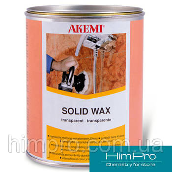 Густой воск Akemi 1kg Акеми Solid wax