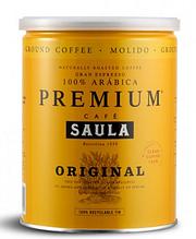 Kофе молотый Saula Gran Espresso Premium Оriginal 250 g