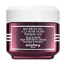 Крем для лица с экстрактом черной розы Sisley Black Rose Skin Infusion Cream 50ml