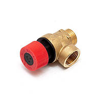 Клапан безопасности (предохранительный) на 3 бара Hermann и др, код сайта 0143