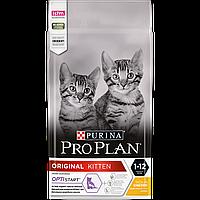 Purina Pro Plan Original Kitten 1,5 кг корм для кошенят