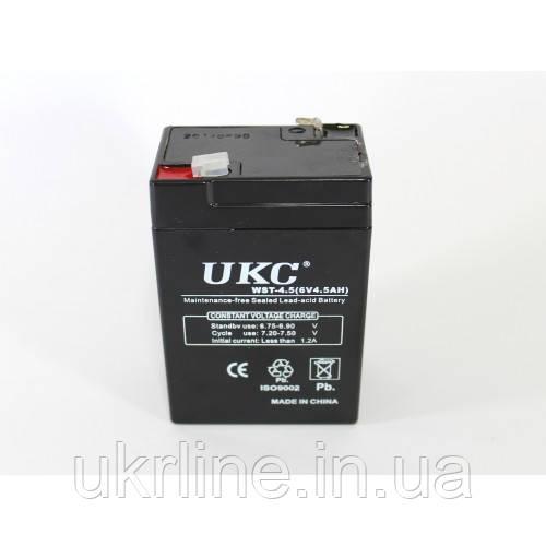 Аккумулятор BATTERY RB 640 6V 4A UKC  - Интернет-магазин UkrLine в Киеве