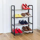 Подставка для обуви Artmoon Banff 4-х ярусная 50x20x68 cм (699904), фото 2