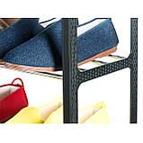 Подставка для обуви Artmoon Banff 4-х ярусная 50x20x68 cм (699904), фото 4