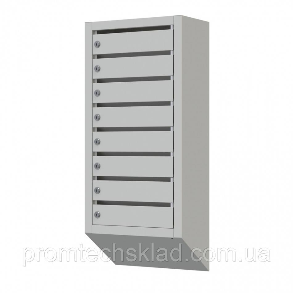 Ящик почтовый ПЯ-11 на 11 ячеек