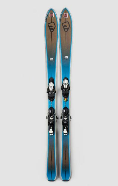Горные лыжи Salomon BBR Grey 169 Б / У из Австрии!