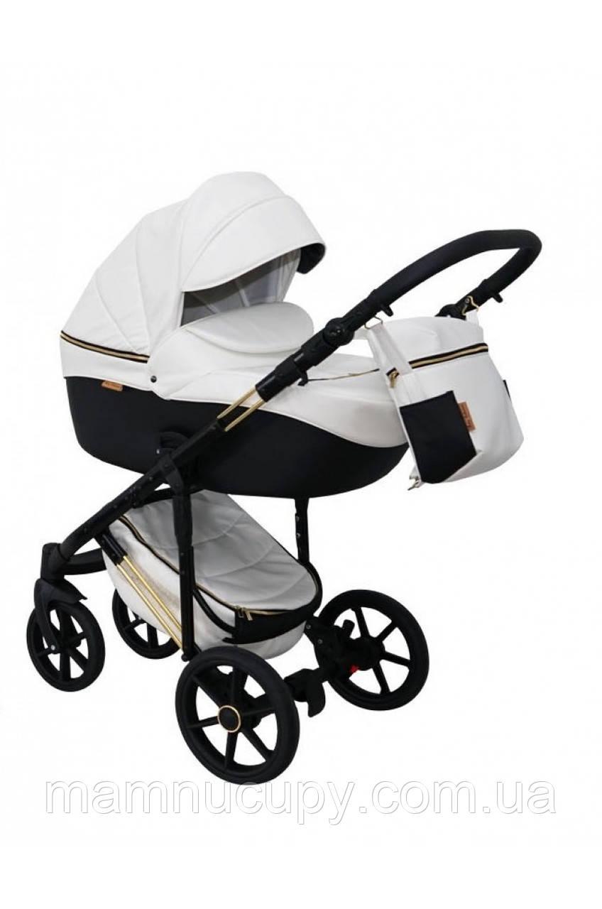 Детская универсальная коляска 2 в 1 Mikrus Comodo Mio 52