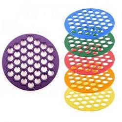 Форма для изготовления пельменей пластиковая 25 см