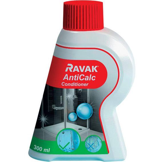 Чистящие средства Ravak Чистящие средство для стекла Ravak AntiCalc Conditioner B32000000N