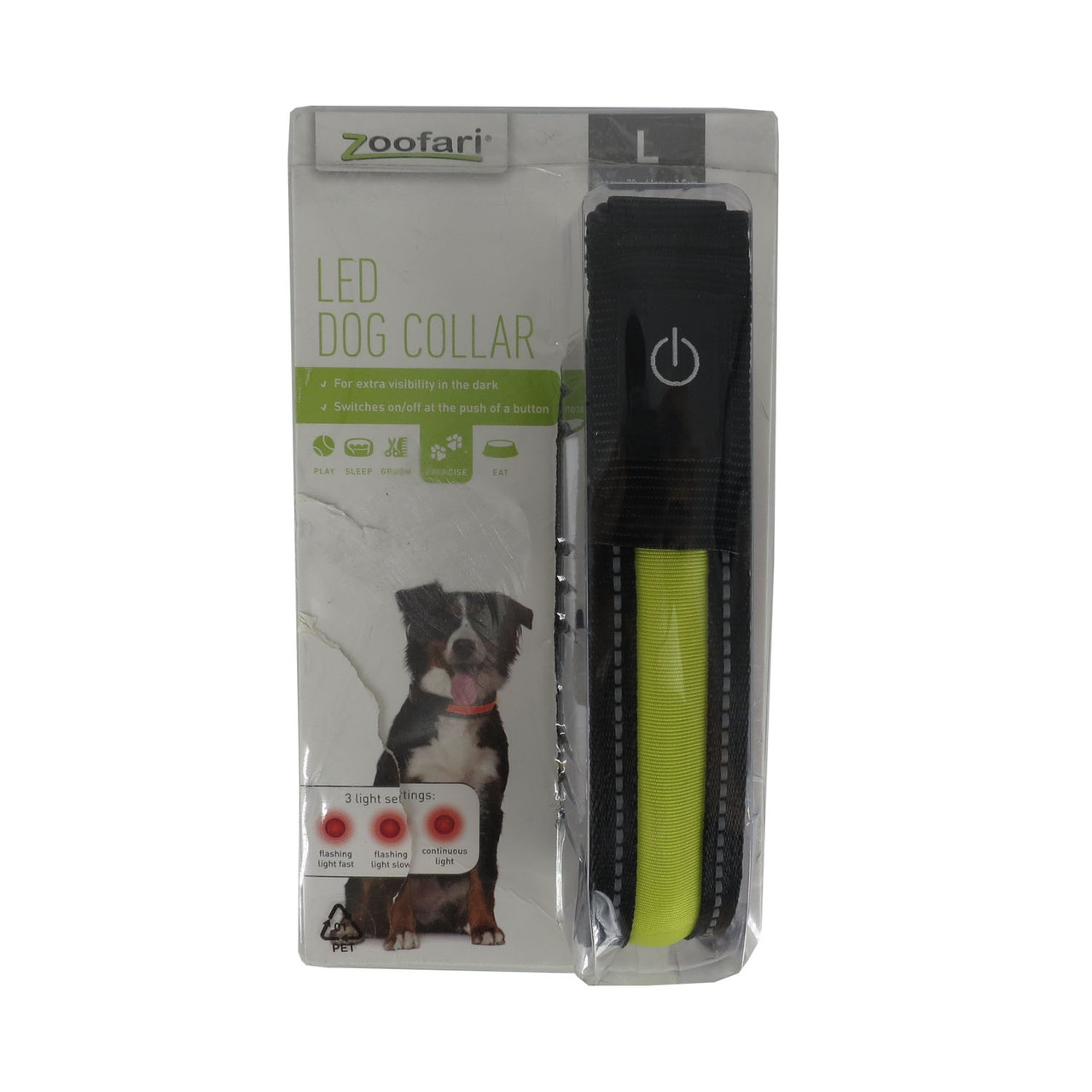 Нашийник для собак Zoofari (304575_1)