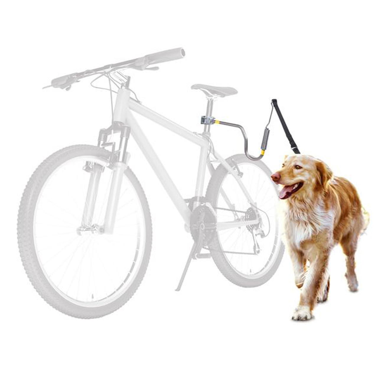 Велоспрингер для собак (поводок з кріпленням до велосипеда) Zoofari 503 (OL-6310)