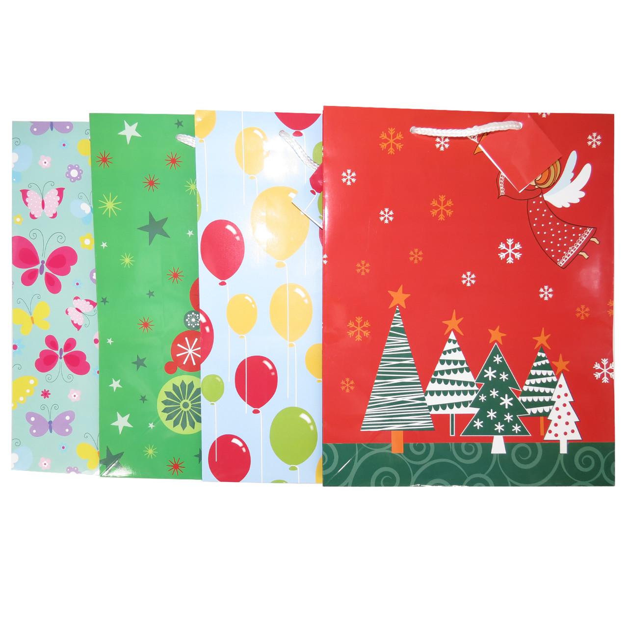 Пакет подарочный новогодний Melinera 042