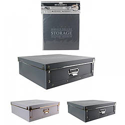 Ящик складной для хранения 30*30*10 см Une Je Cherche Idee 648