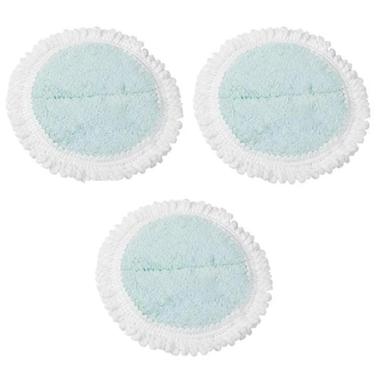 Набор насадок сменных для швабры 3 шт Aqua Pur