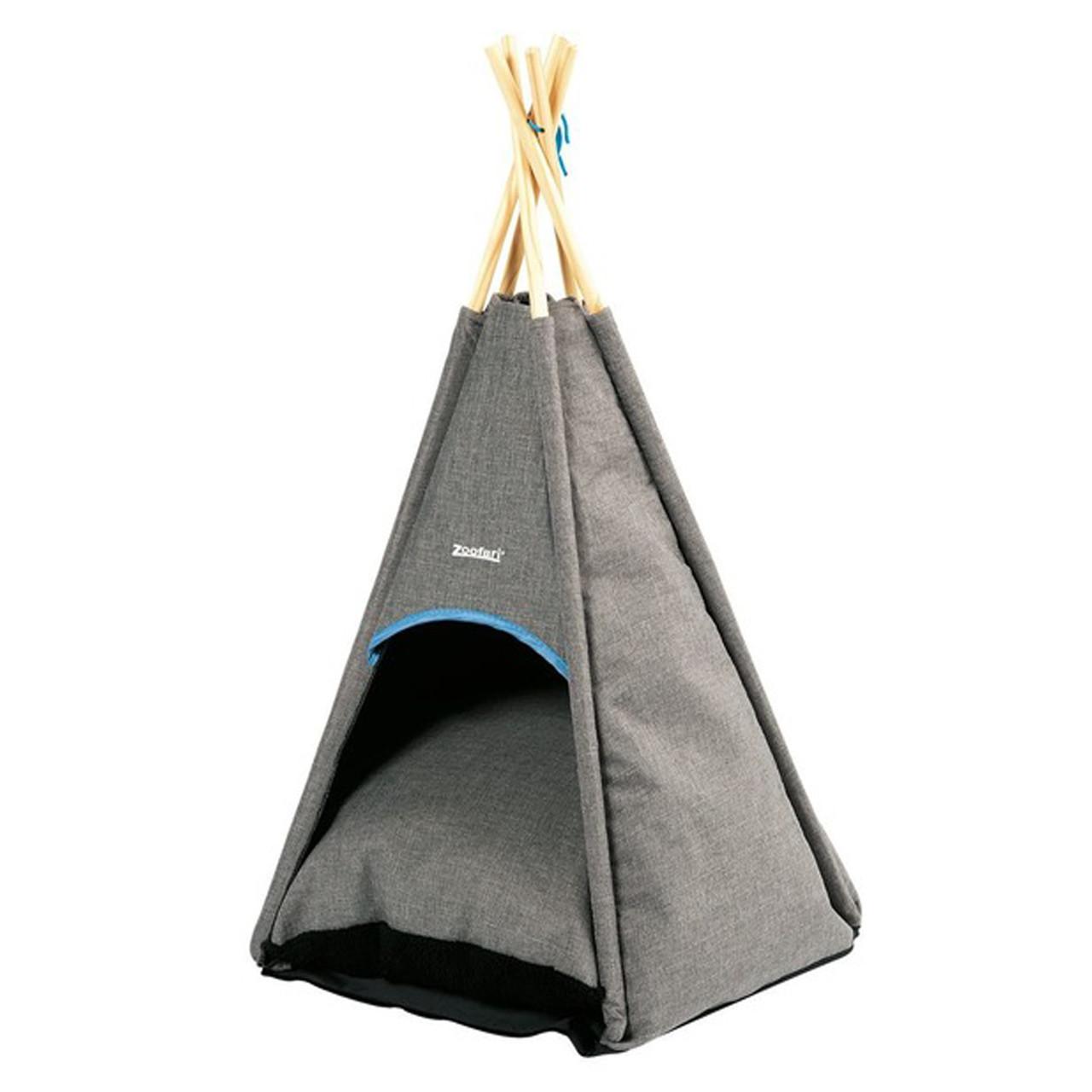 Лежак в форме шалаша для животных Zoofari 640