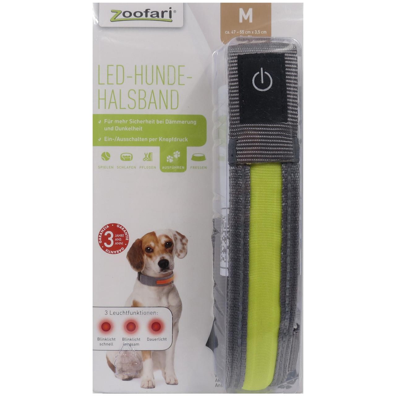 Нашийник для собак Zoofari