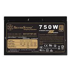 Блок питания SilverStone STRIDER ST75F-GSv.3 750 Вт (SST-ST75F-GS), фото 2