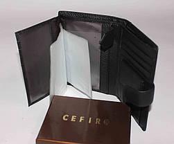 Кошелек кожаный Cefiro 302, фото 3