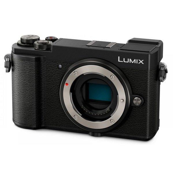 Цифрова фотокамера Panasonic DC-GX9 Body (DC-GX9EE-K)