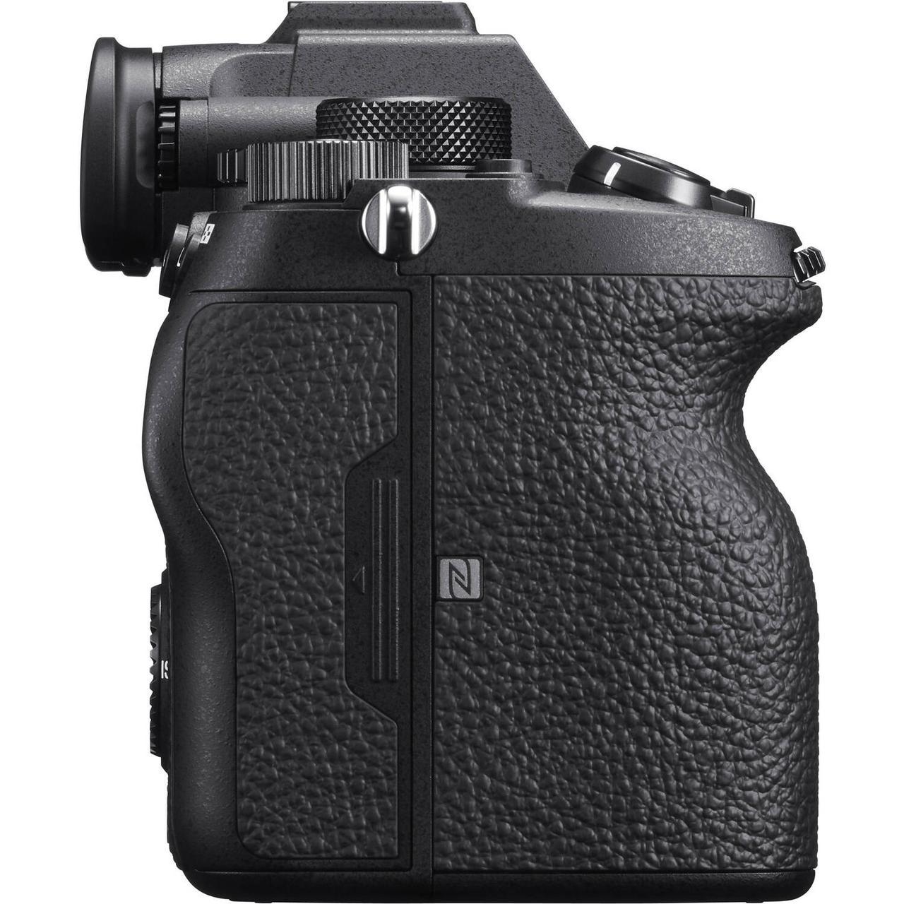Цифрова фотокамера Sony Alpha 7RM4 Body Black (ILCE7RM4B.CEC)