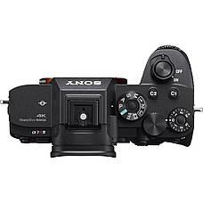 Цифрова фотокамера Sony Alpha 7RM4 Body Black (ILCE7RM4B.CEC), фото 2