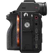 Цифрова фотокамера Sony Alpha 7RM4 Body Black (ILCE7RM4B.CEC), фото 3