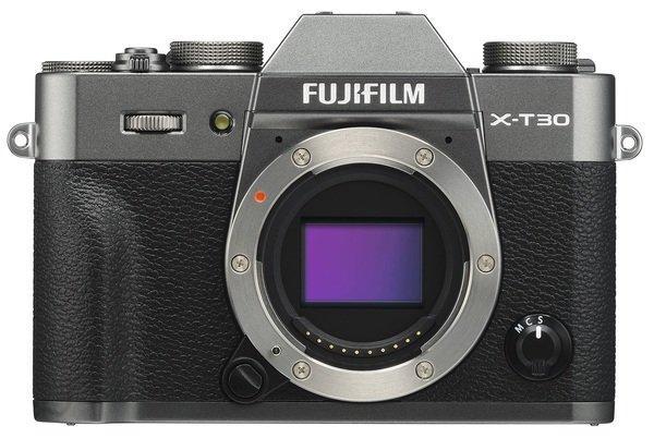 Цифрова фотокамера Fujifilm X-T30 body Charcoal Silver (16619700)
