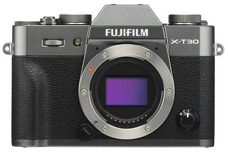 Цифрова фотокамера Fujifilm X-T30 body Charcoal Silver (16619700), фото 2