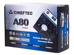 Блок питания Chieftec Retail A-80 CTG-650C 650 Вт