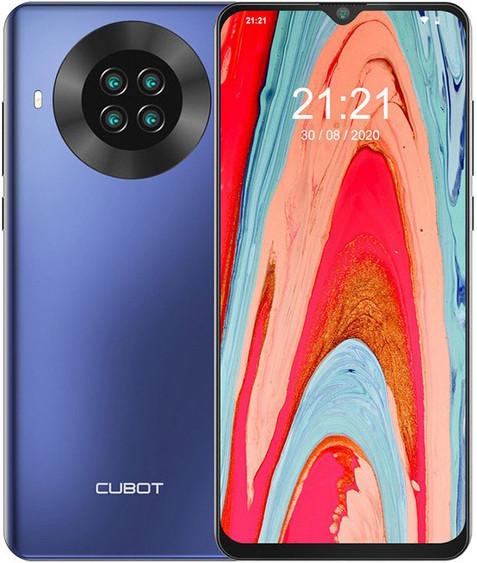 Cubot Note 20 | Синій | 3/64 ГБ | NFC | 4G/LTE | Гарантія